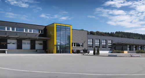 Industrie Gewerbebauten Bau Coach Bütler